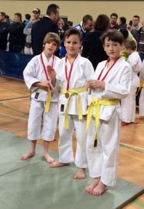 Karate turnir KIMON 18.12.2016